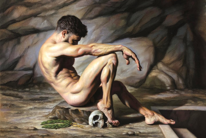 Antonio Proietti Painting
